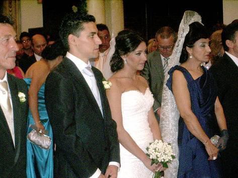 Boda Jesús Navas & Alejandra