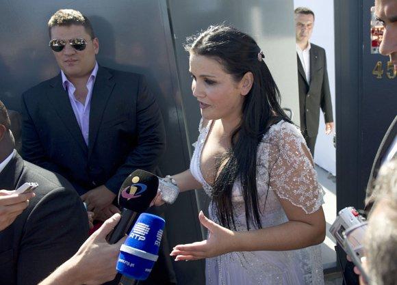 Bautizo del hijo de Cristiano Ronaldo (Irina y Katia)