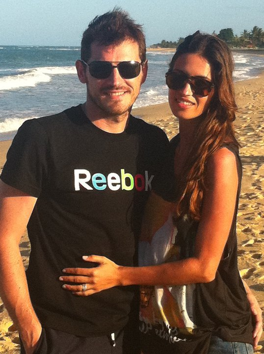 Iker Casillas & Sara Carbonero