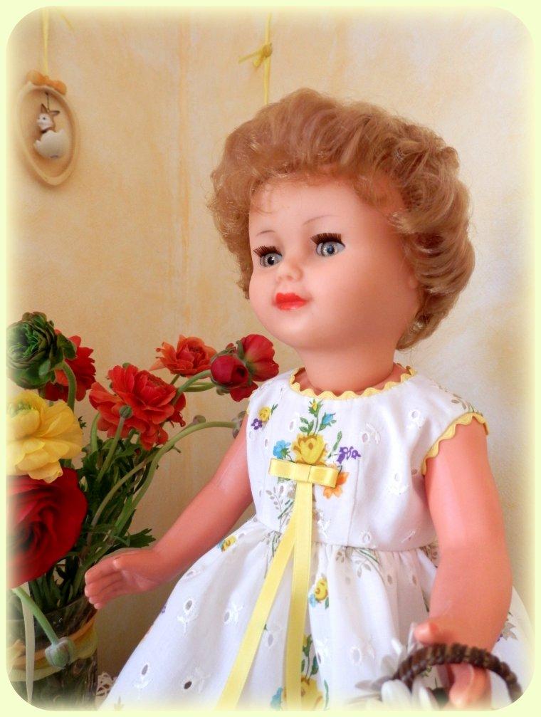 Marie-Françoise souhaite à tous et à toutes de JOYEUSES PAQUES !
