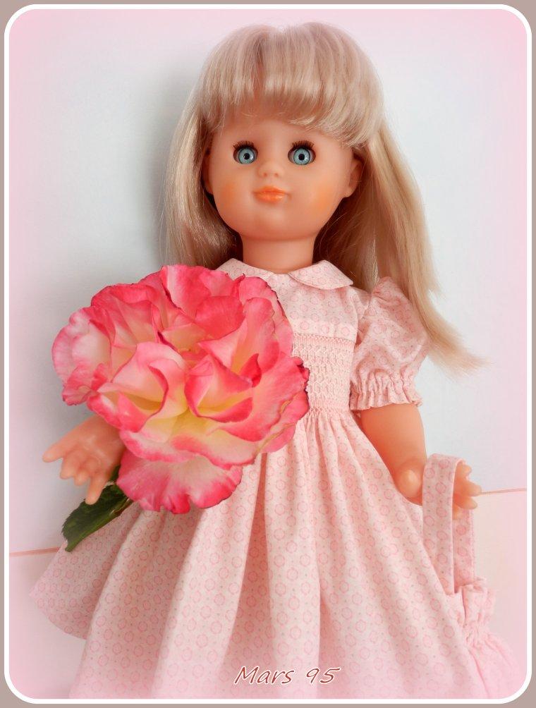 Une belle rose pour toutes les Mamans !