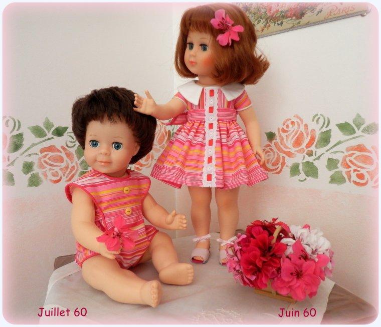 JUIN & JUILLET 60
