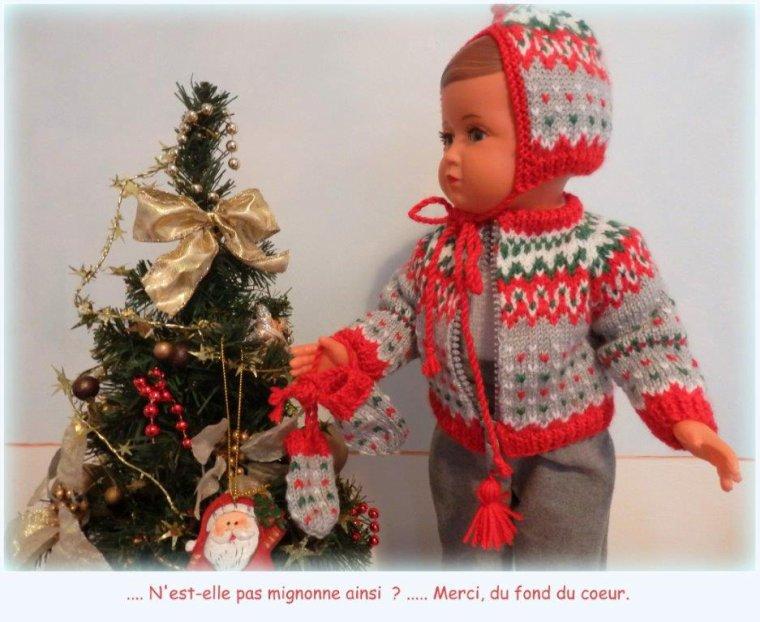 C'est déjà Noël, avec ses surprises !
