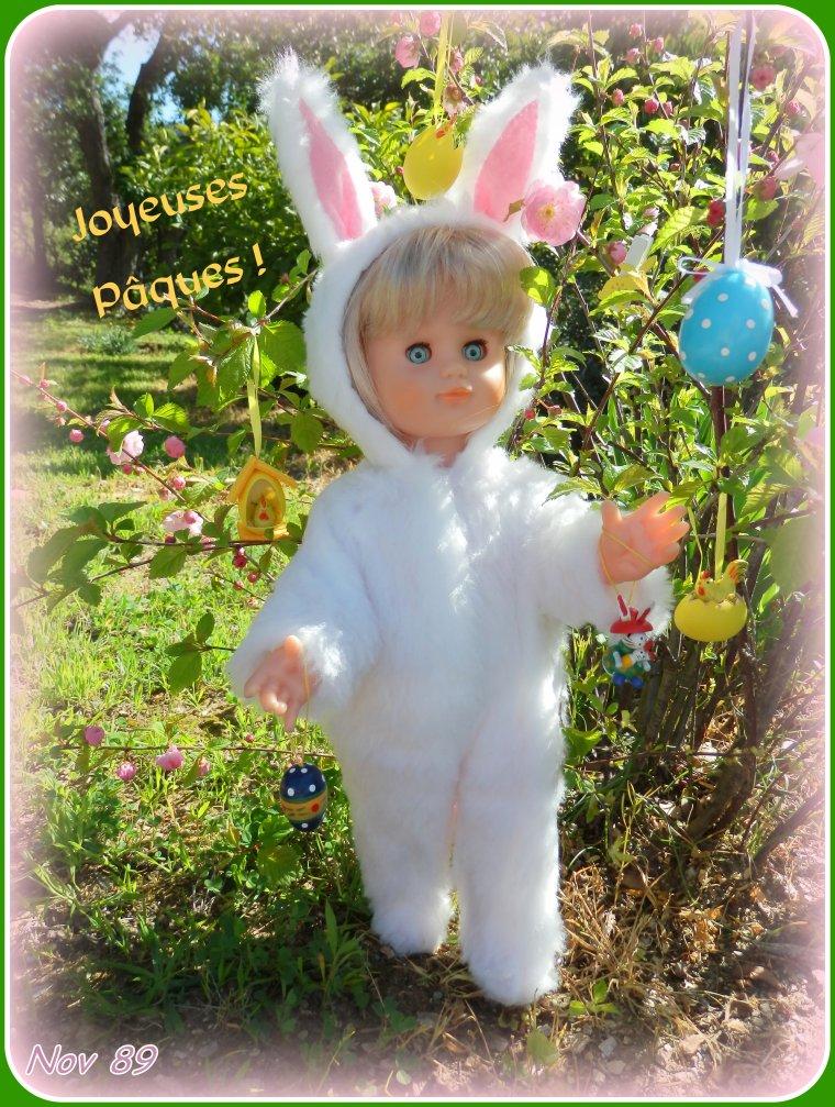 Joyeuses Pâques à toutes & à tous !