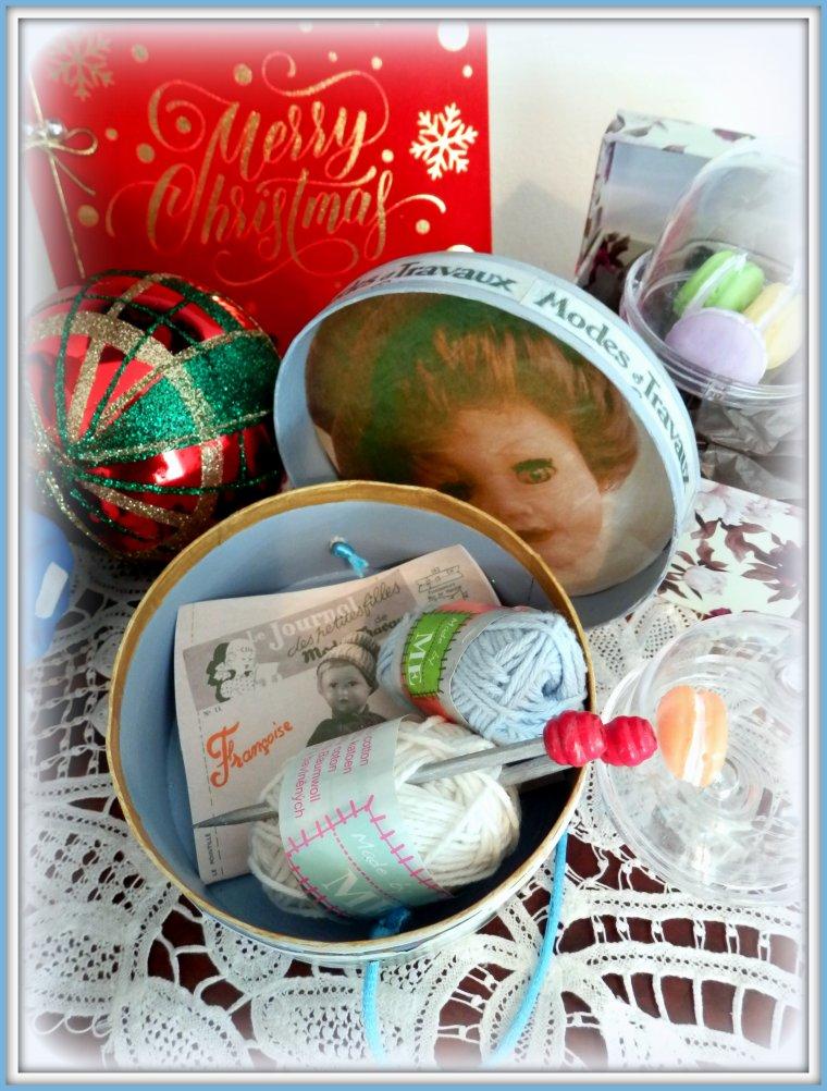 Jolis cadeaux de Noël !