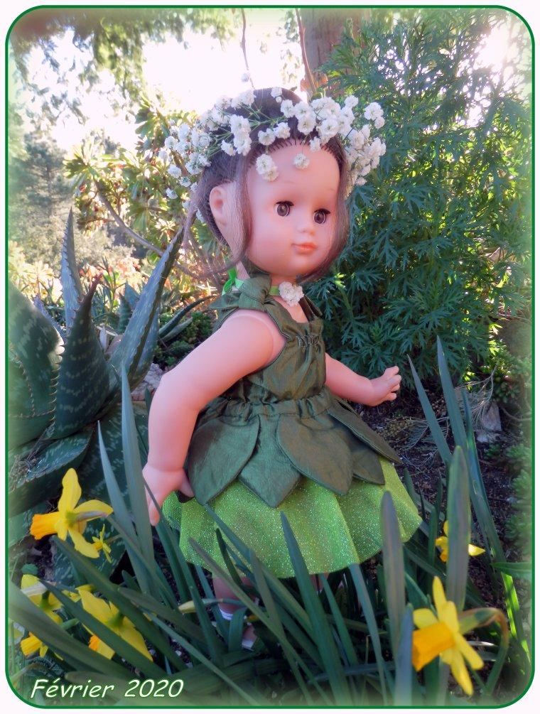 Carnaval, Mimi petite fée des bois !