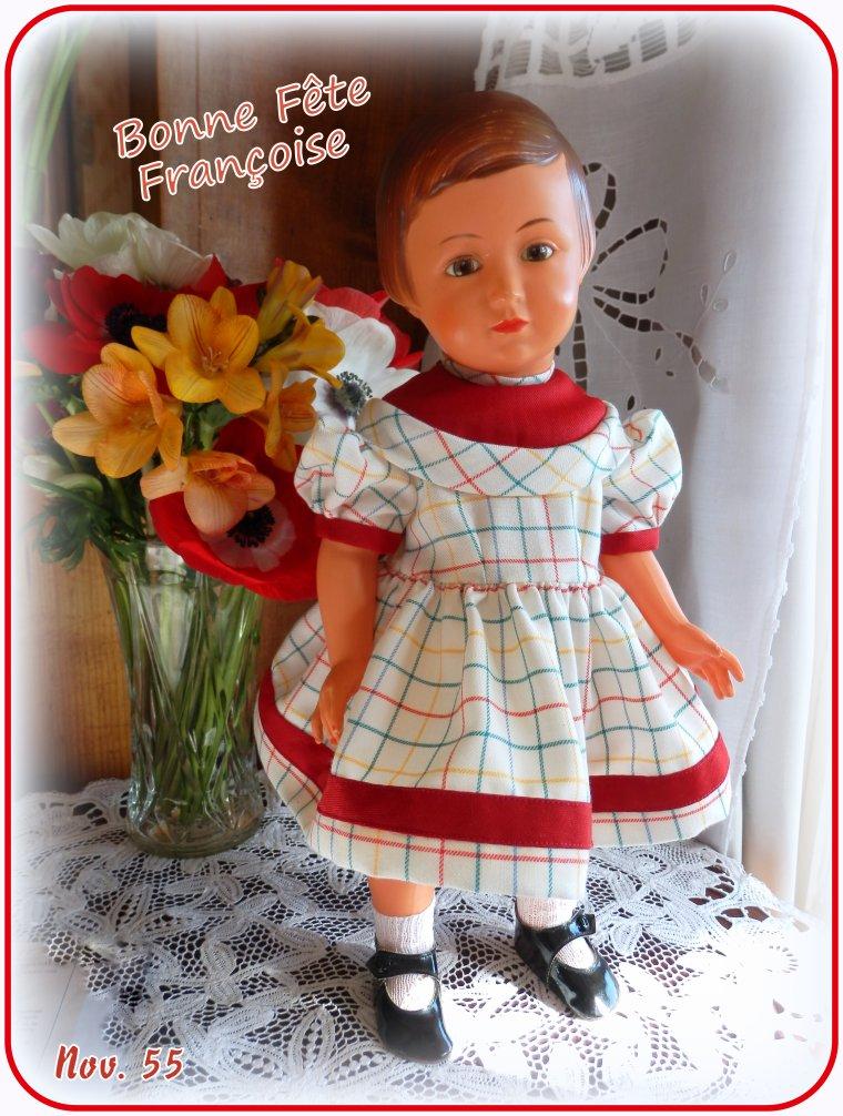 Bonne Fête Françoise !
