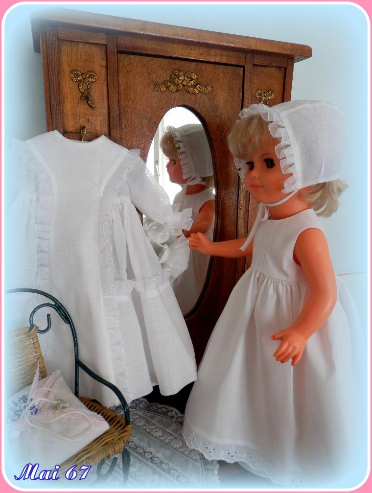 MAI 67 : 1ère Communion dans le style tradition