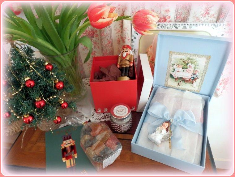 Les surprises de Noël sont toujours un enchantement !