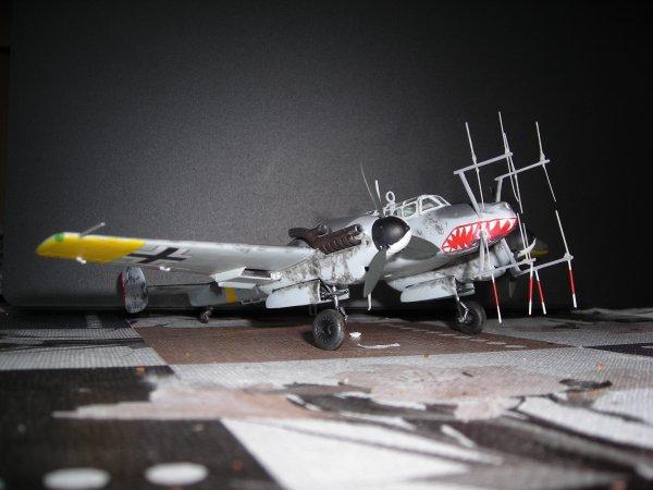 """Messerschmitt BF(Me) 110 G4 Nacht Jager """" Zerstörer"""""""