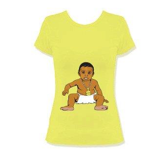 T-shirt hip hop baby - Alstyle Apparel 5562- T-Shirt Pour Femmes