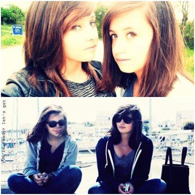 Elodie; bien plus qu'une simple amie. * ♥
