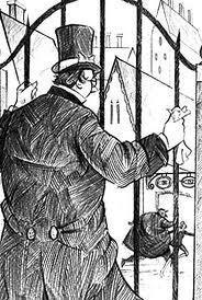 Est-ce le banquier Mr Poe, qui met les Baudelaire dans ces imbroglios ?