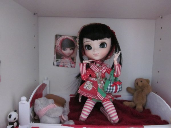 Ça y est Miyoko est une obitsuienne!!!!! x)