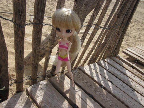 Séance photo d'Alice //On the beach//