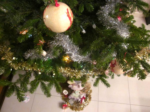 Séance photo spéciale Noël avec Maya!!!
