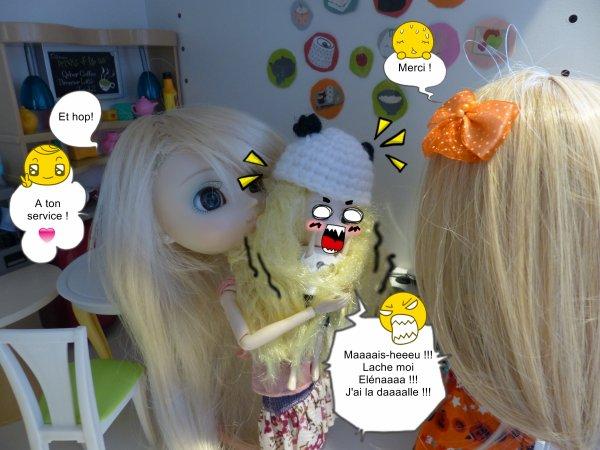 Une photostory légèrement WTF réalisée avec Pikachu-pullip45 ! (Partie 2)