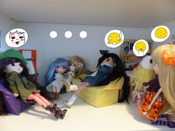 Une photostory légèrement WTF réalisée avec Pikachu-pullip45 ! (Partie 3)