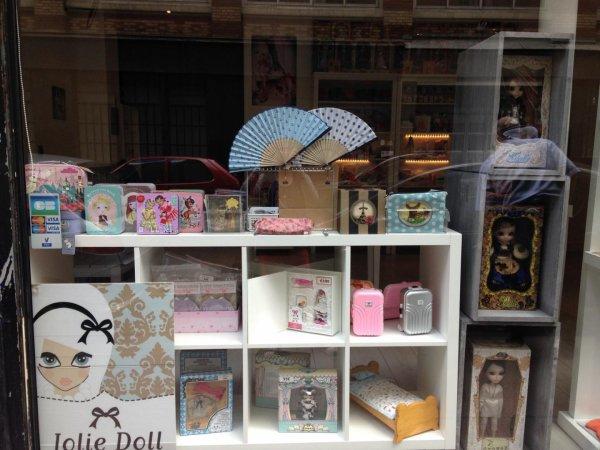 Allons faire un tour à la jolie boutique Parisienne ! ❤