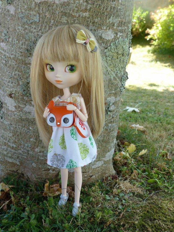 Fleurs, renard et c½urs (2)