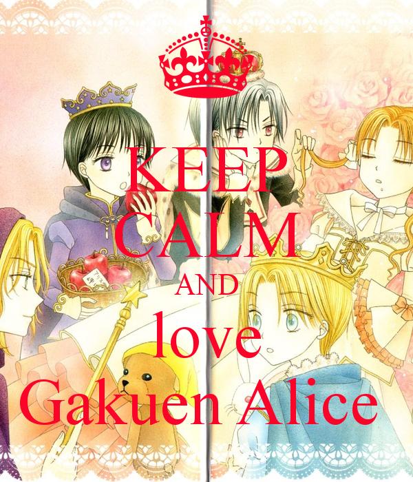 Fic Gakuen Alice / L'académie Alice de Love-MikanNatsu