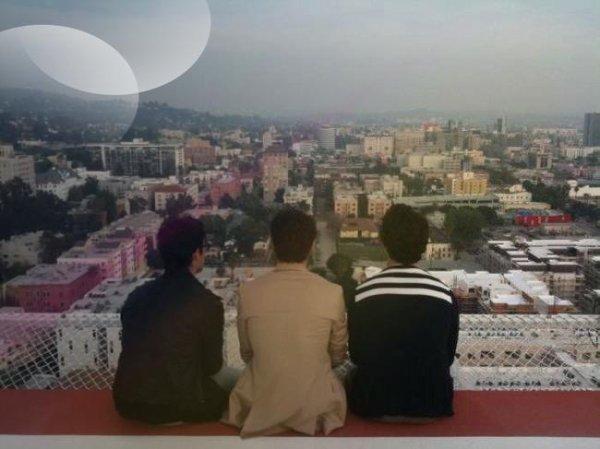 Les Jonas Brothers.