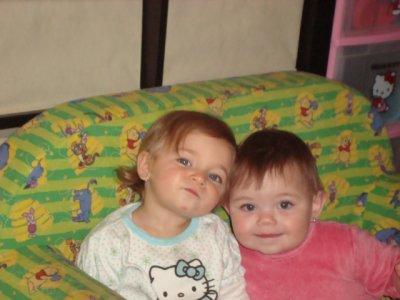 mes deux petite poupée