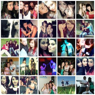 << Bien plus qu'une simple amie , Je t'aime ♥ >>