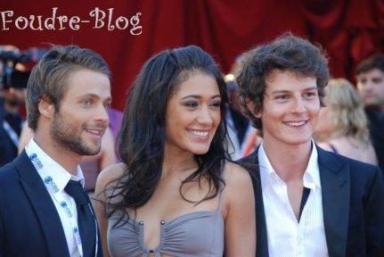 Quelques photos du Festivals de Monte Carlo! (Charles Templon, David Tournay & Joséphine Jobert)