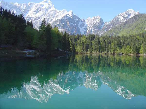 Alpi Giulie Nord-Est Italy