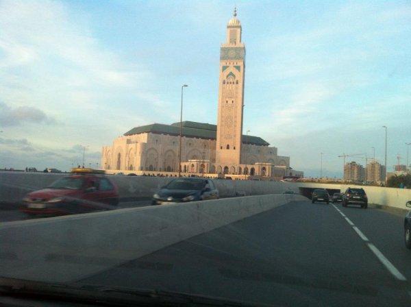 i love Casablanca