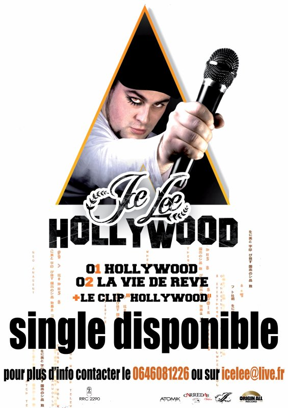 HOLLYWOOD le single disponible