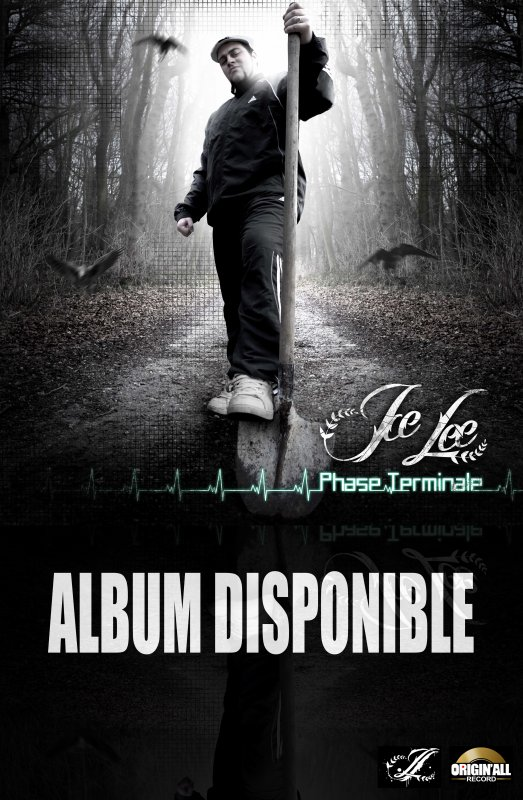 "ICE LEE ""PHASE TERMINALE"" l'album disponible"