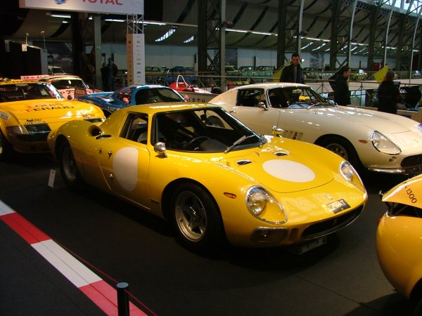 Exposition Belgian Drivers à Autoworld (Bruxelles)