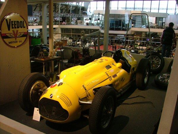 Exposition Belgian Drivers à Autoworld (Bruxelles) La suite...