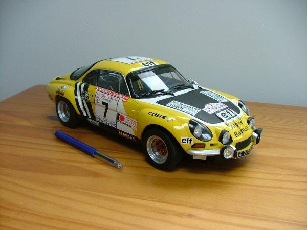 Alpine-Renault Tour de Corse 1975