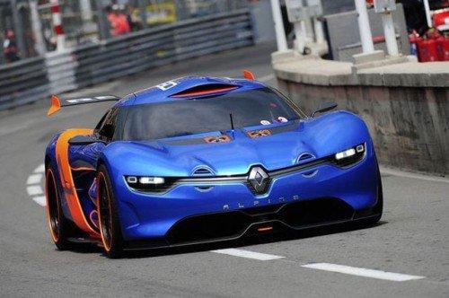Peut-être la futur Alpine-Renault....