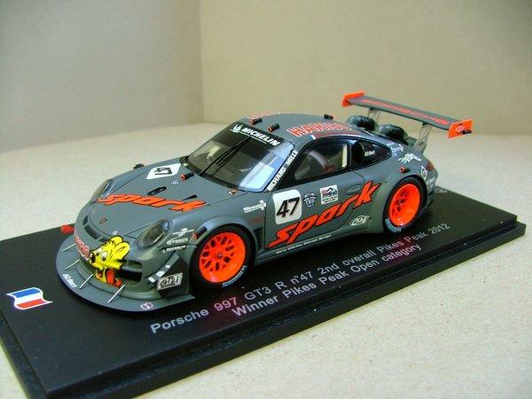 Porsche 997 Pikes Peak