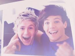 Louis tomlinson et Niall horan 2013<3