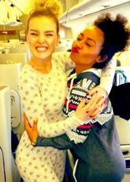 PERRIE EDWARD ET LEIGH-ANNE PINNOCK INTAGRAM<3