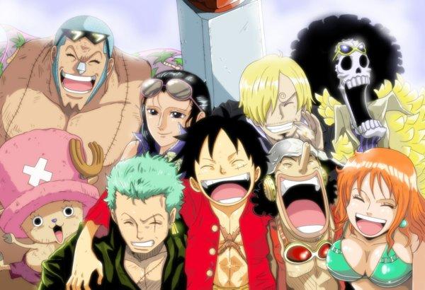 One Piece : Tout une histoire...