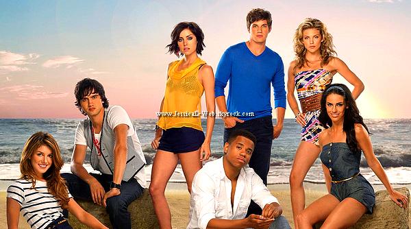 Saison 2 de 90210 en France.  Retrouve dès le 5 janvier la saison 2 de 90210 sur M6 et dès mars 2011 le coffre DVD (Info EXCLU JessicaL-Web).