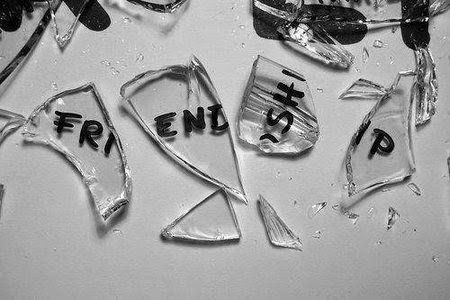 Une amitié détruite...
