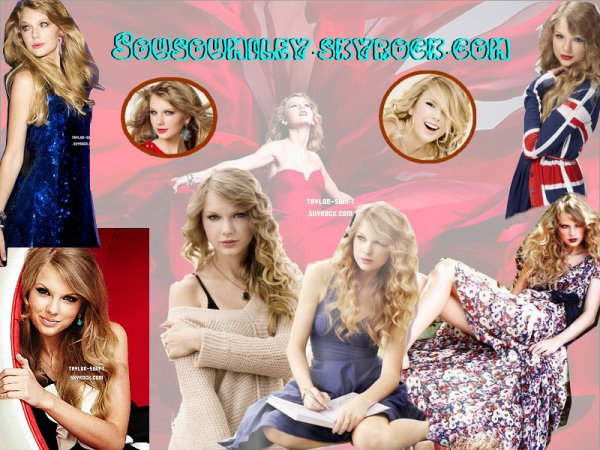Taylor Swift une vraie star.