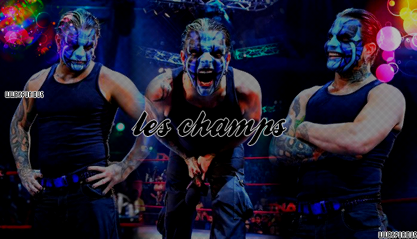 -----------✘---------The Best Féderation On Skyrock----/----Article : Les Champion----/----WWExFurious.skyrock.com-----------