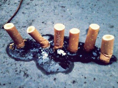 -Fumer tue ! -Peter pue !