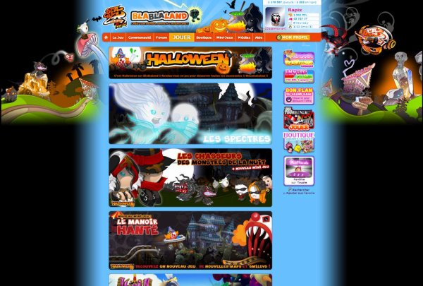 NEWS BBL : Combats l'invasion des Monstres de la Nuit.