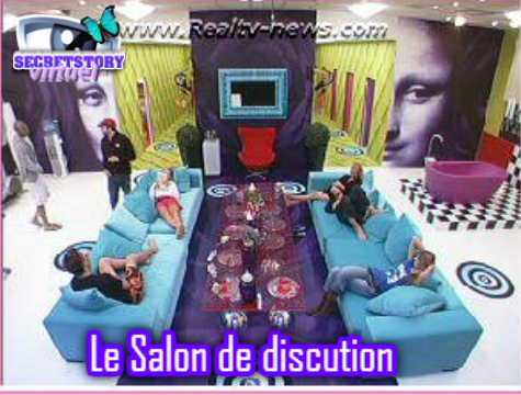 Le salon de discution