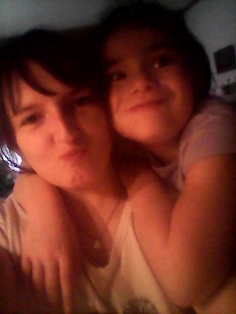Ma petite princesse, ma joie de vivre , je t'aime trés fort ma fille d'amour!!!!!!!!!!!