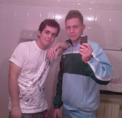 Mickael & moi
